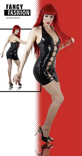 2900670 1020 Latexové mini šaty - Sexshop Sexnovinky.sk a8d5785732