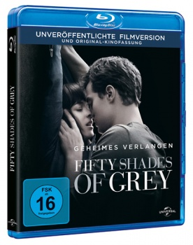 0821586 Fifty Shades of Grey Blu-ray