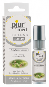 614173 Pjur Med Prolong Serum