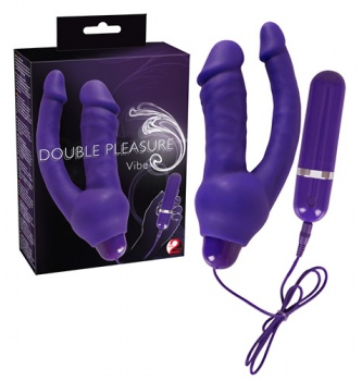 582123 Vibrátor Double Pleasure