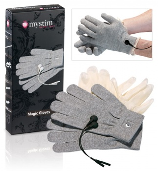 3000007868 Mystim Magic Gloves rukavice na elektrosex