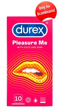 430021 Kondómy Durex Pleasure Me