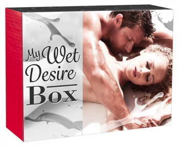 636541 Vibračná sada My Wet Desire Box
