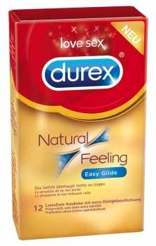413461 Kondómy Durex Natural Feeling